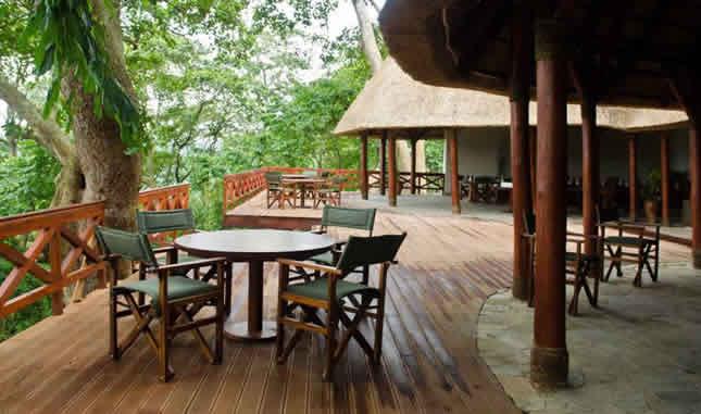 Accommodations in Virunga