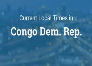 Best time to visit Congo