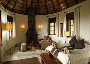 Mikeno lodge-Luxury hotel